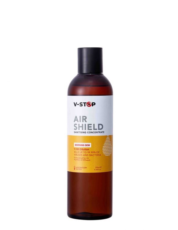 AirShield Essential Oil Aroma Therapy - Morning Dew